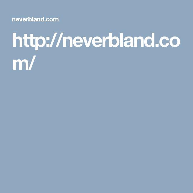 http://neverbland.com/