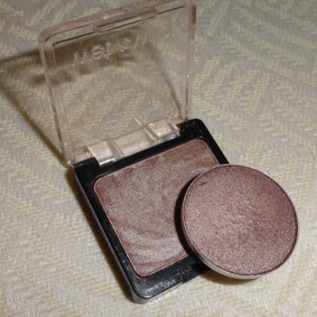 "WetnWild ""Nutty"" ($2.00 at drugstores) is a perfect dupe for Mac ""Satin Taupe"" ($11.00 at Mac)"