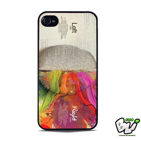 Left Or Right Brain iPhone 5   iPhone 5S Case