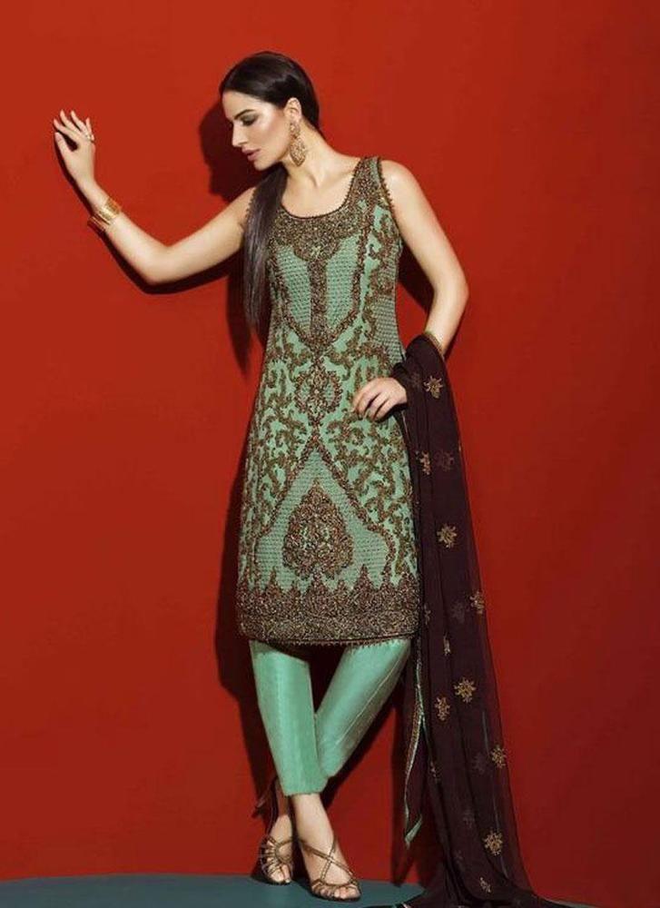 Designer Pakistani New Ethnic Salwar Indian Bollywood Anarkali Dress Suit Kameez #kriyacreation #Designer