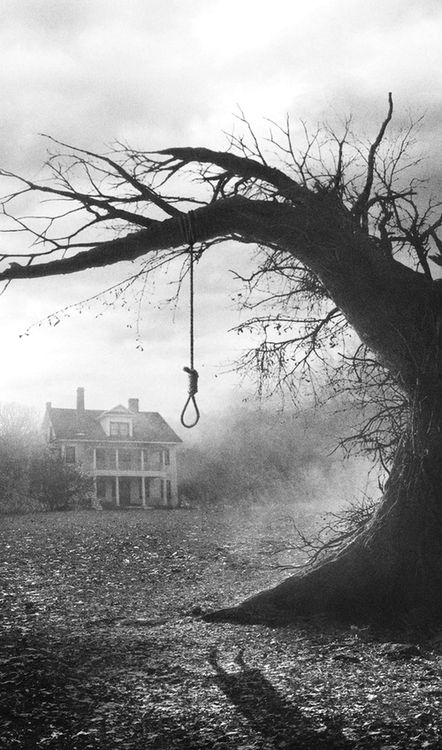 The Conjuring. Watched this ON Halloween night, and no lights. Afterwards we were afraid to get off the couch, lol...it was beyond scary!