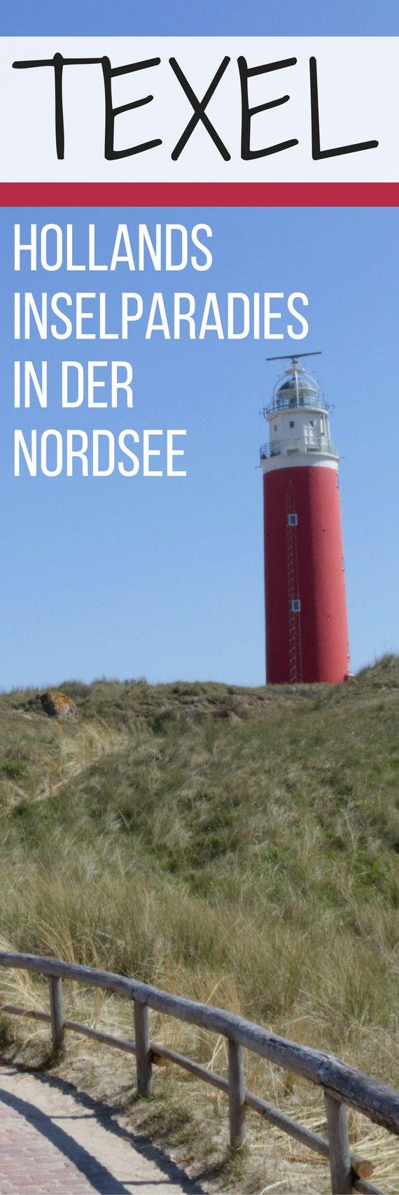 Texel: Hollands Inselparadies in der Nordsee || mit Gewinnspiel