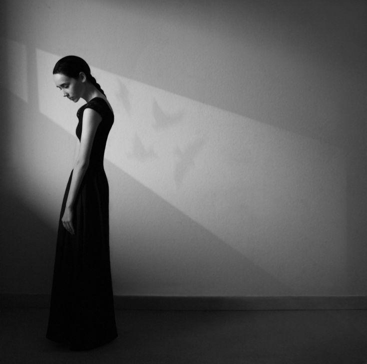 Фотографии человека и минимализма