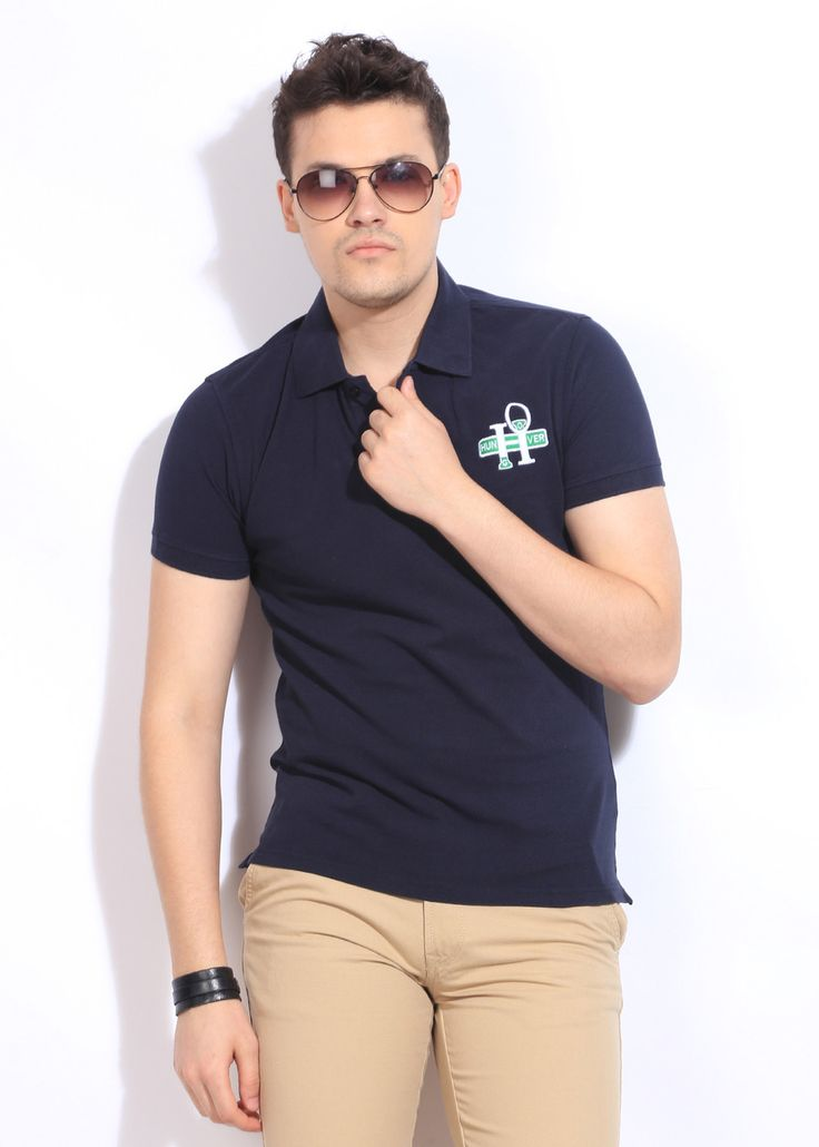embroidery polo front
