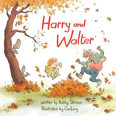 Best Friends Forever. Harry may be four and three-quarters and Walter may be ninety-two and a half, but that doesn't stop them from being best friends. But one day, Harry's family is moving. Harry is devastated that he and Walter will no longer be neighbors. A poignant, cross-generational story that will warm the hearts of children and adults alike.