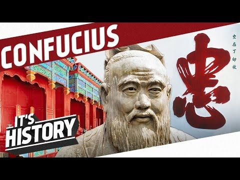 a biography of the life and times of the father of confucianism confucius Information on his life confucius is the latinized name of k'ung fu-tzu (great master k'ung) his original name was k'ung ch'iu he is also known  it was believed that confucius's father divorced his first wife at an advanced  in the time of confucius most shih served as court officials, scholars.