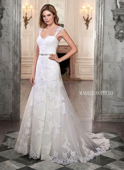 31 best Maggie Sottero images on Pinterest | Wedding frocks, Bridal ...
