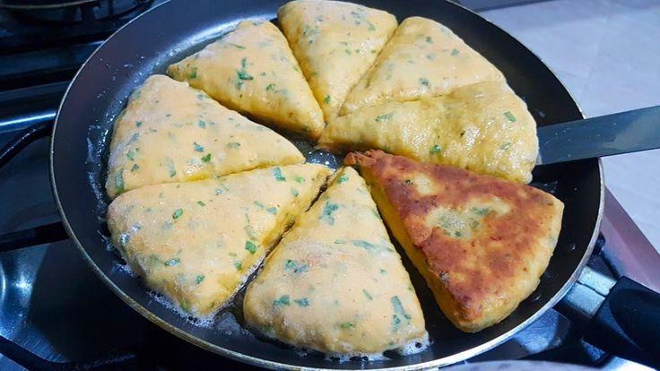 مطبخ فطائر تركية بالبيض الحليب والجبن مثلثات Cooking Food Arabic Food