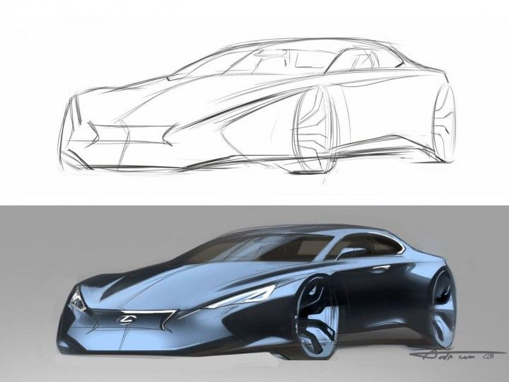 193 best Lexus concept images on Pinterest
