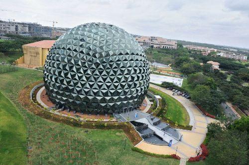 Infosys – Mysore (India) – Infosys Mysore Training Campus