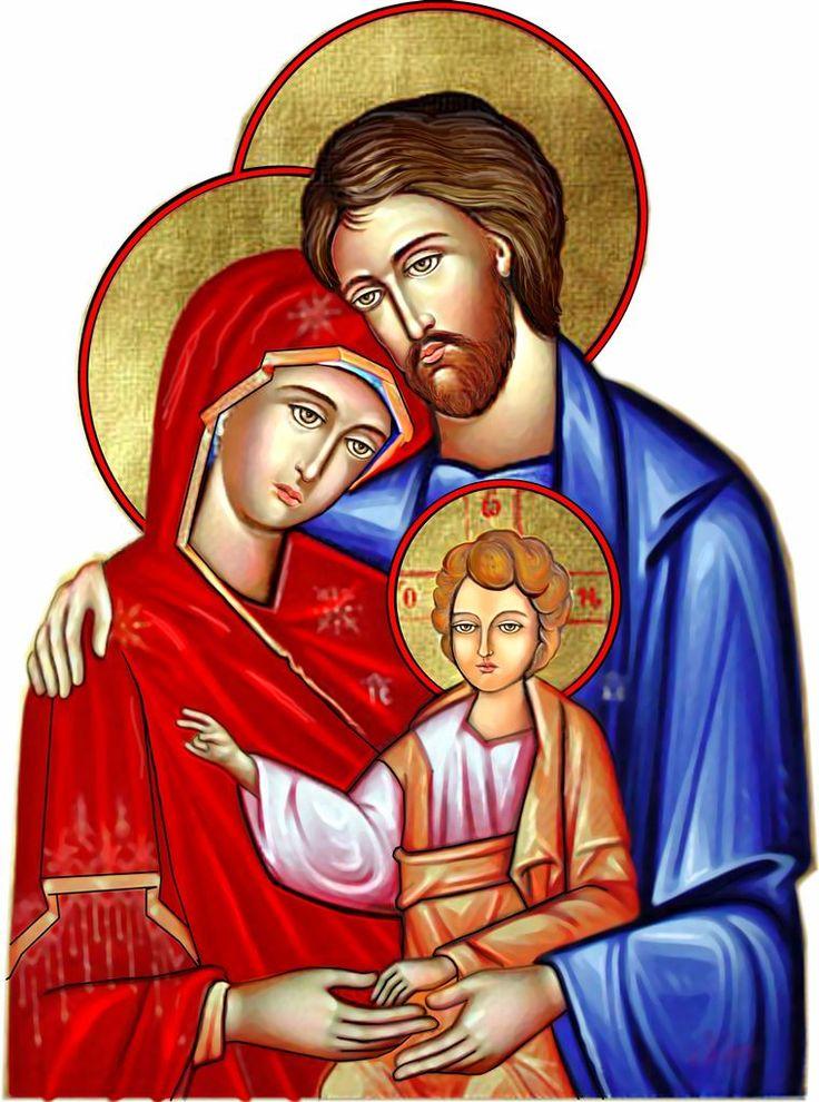 Sacra Famiglia, Sainte-Famille, Sagrada Familia, Świętej ...