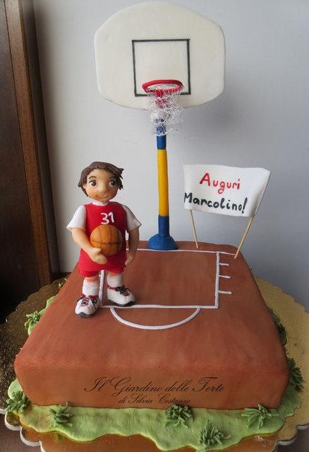 1000 Images About Cake Sports Basketball Baseball On