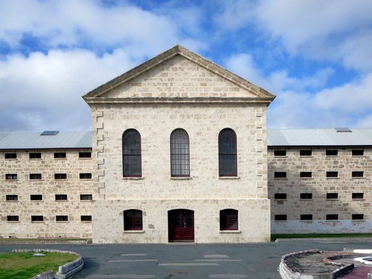 Built by convicts, Fremantle Prison was a place of incarceration from 1851 until 1991. Today it's the top tourist attraction in Fremantle, Western Australia.