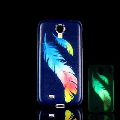 veerpatroon glow in the dark harde case voor Samsung Galaxy S4 i9500 – EUR € 2.99
