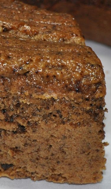 No oil, no butter Banana Cake Recipe