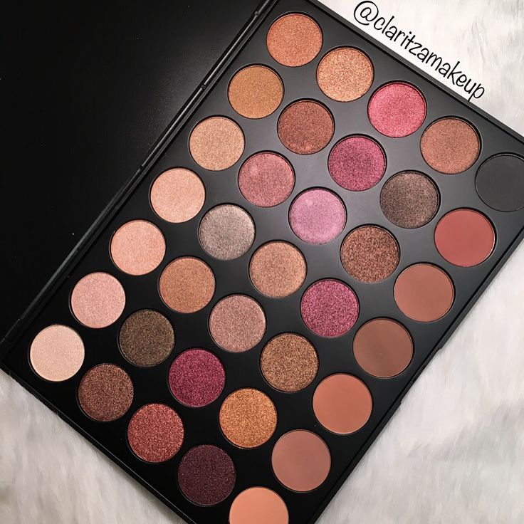 Morphe 35F Fall into Frost palette Beauty & Personal Care : makeup  http://amzn.to/2kWGq9s
