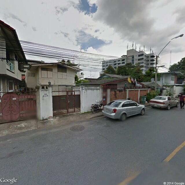 Samsen 5 Alley, Wat Sam Phraya, Phra Nakhon, Bangkok 10200, Thailand | Instant Google Street View
