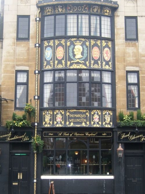 The Marquis of Wellington Inn, London Road, Leicester : 1036055 - PicturesOfEngland.com