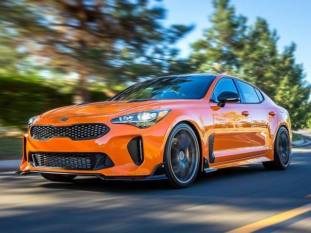 The Kia Stinger Gts Is More Driftalicious And Bargain Priced Kia Stinger Kia Car Guys