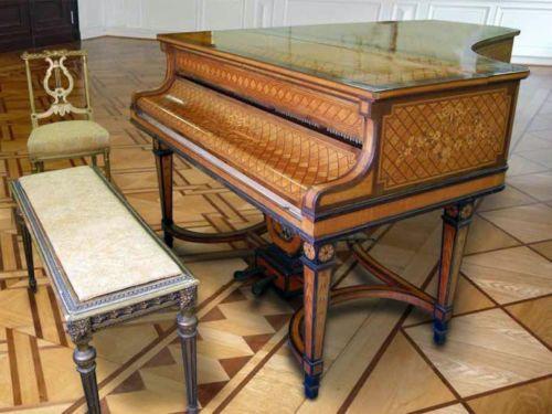 voucher Besuch ART CASE Piano Beurdeley Steinway Pleyel Blüthner Flügel Klavier   eBay