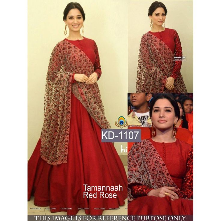 Tamannah Admirable Anarkali Style Japan Crap Semi-Stitched Gown at just Rs.2500/- on www.vendorvilla.com. Cash on Delivery, Easy Returns, Lowest Price.