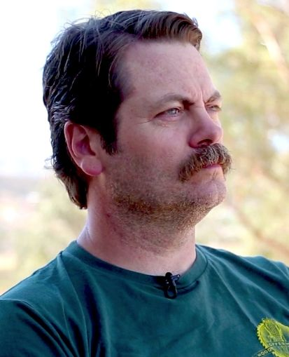 offerman single guys And my guests today nick offerman is  really cute incredibly cute guy he he's a single  and the forward donald get three of them wrong and trust you guys .