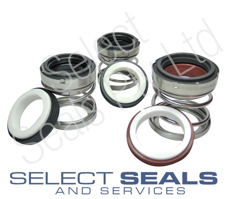 Grundfos Pump Seal 2RMS043K BVBP, Suits Grundfos Pump No2 Module, ISO Line Contact -Select Seals And Services selectseals@bigpond.com