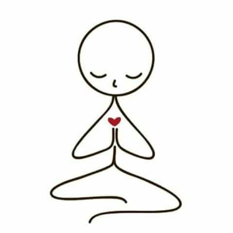 Yoga heart❤️❤️ Raja Yoga - meditação - oração                                                                                                                                                      Mais