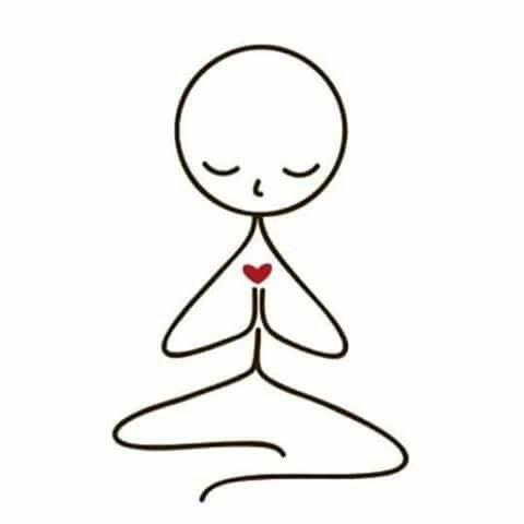 Yoga heart❤️❤️