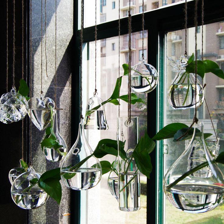 Transparent glass vase home hydroponic brief flower at home decoration small bottleкупить в магазине Another DesignнаAliExpress