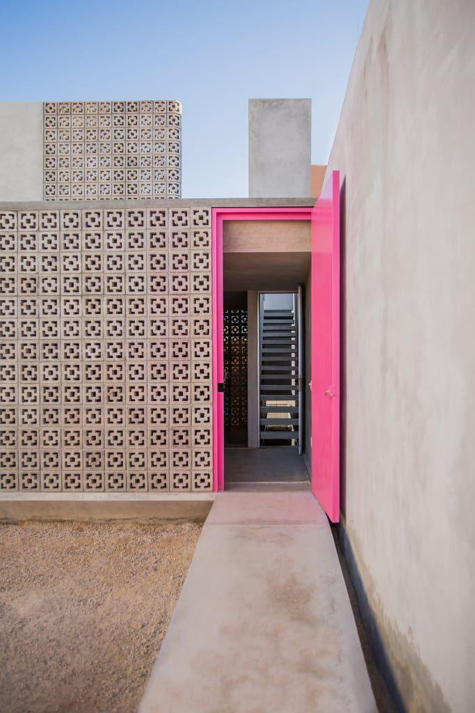 Häuser von taco taller de arquitectura contextual