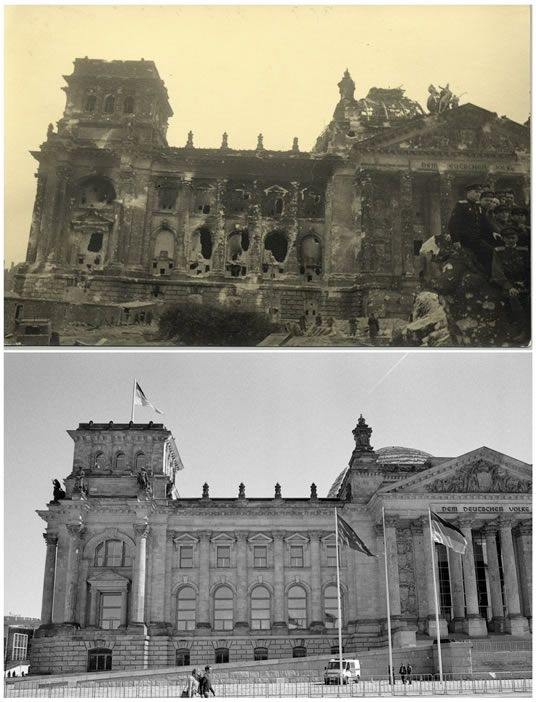 Berlín, a 70 años de la batalla que marcó el fin de la Segunda Guerra Mundial