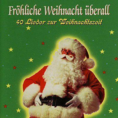 Fröhliche Weihnacht überall - JETZT BEI AMAZON KAUFEN!