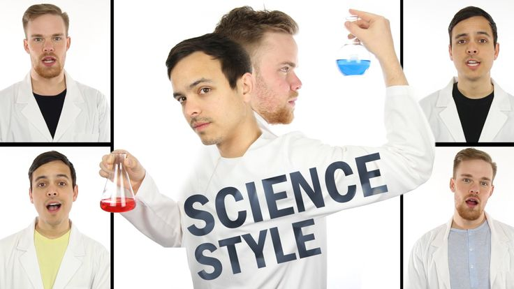 A Science-Themed A Capella Parody of the Song 'Style' by Taylor Swift
