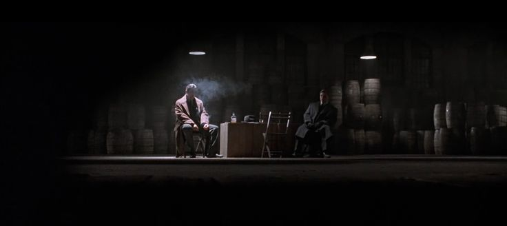 Road To Perdition Quotes: Road To Perdition,warehouse Shooting Scene