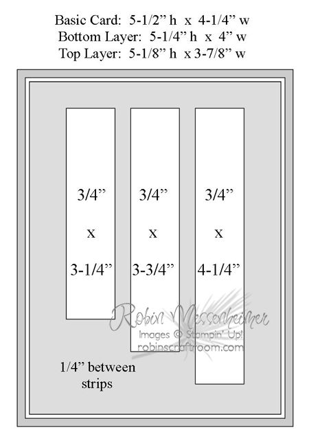 measurements template