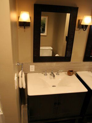 Best Bathroom Images On Pinterest Bath Room Bathroom Colors - Guest hand towels for small bathroom ideas