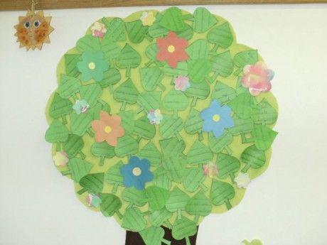 Třída Ferdy Mravence - Fotoalbum - Čtenářský strom - DSCF3130