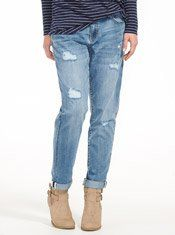 The Relaxed Skinny Jean