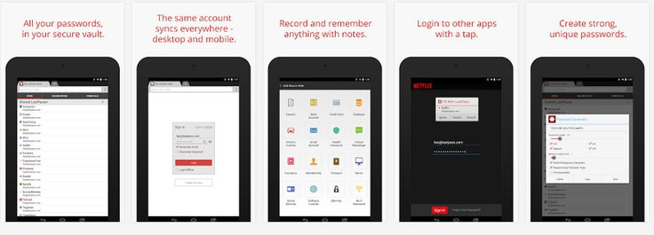 LastPass - Android Password Manager