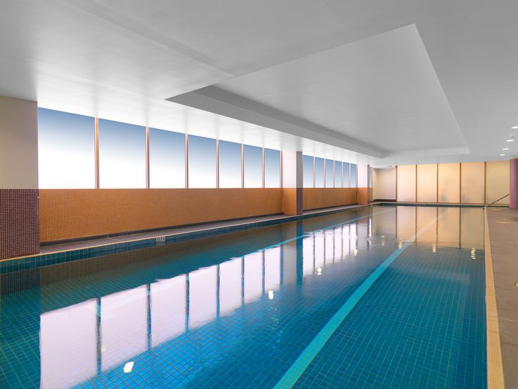 Indoor Pool & Spa #Chatswood #Sydney #Luxury #Accommodation #Meriton