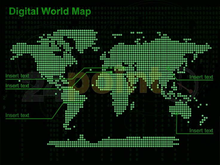 18 best maps images on pinterest world maps cards and charts a digital world map gumiabroncs Images