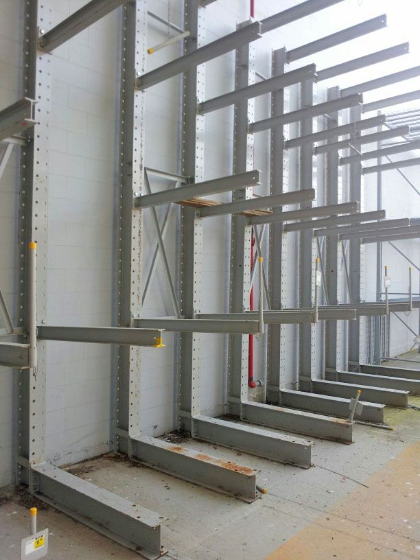 Structural Cantilever Rack - by SJF.com