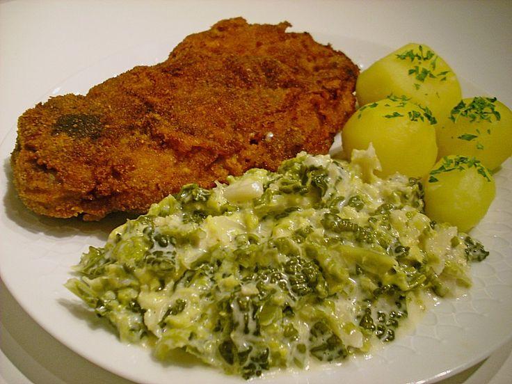 Eichkatzerls Rahmwirsing, ein schönes Rezept aus der Kategorie Gemüse. Bewertungen: 119. Durchschnitt: Ø 4,5.