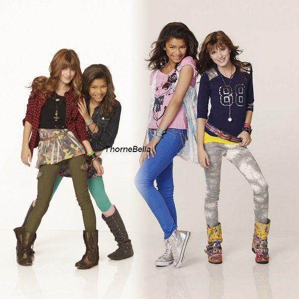 Zendaya shake it up outfits
