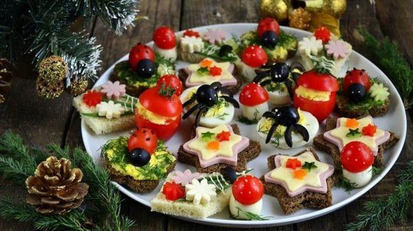 Бутерброды: ТОП-12 новых идей намазок