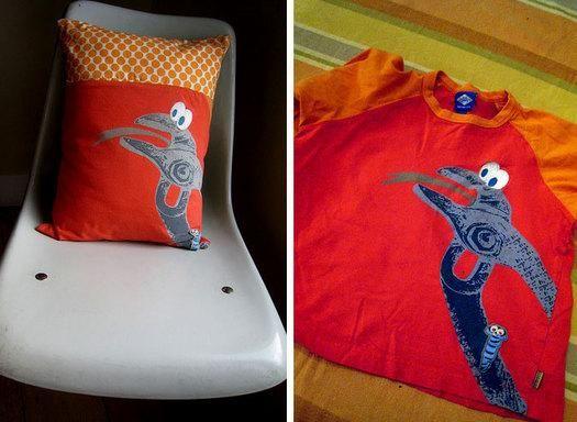 Diy Pillow case from Tshirt DIY Pillowcase & 470 best DIY Pillow images on Pinterest | Diy pillows Cushions ... pillowsntoast.com