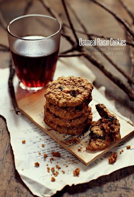 Oatmeal Raisin Cookies Parade Kue Lebaran  (Part II)