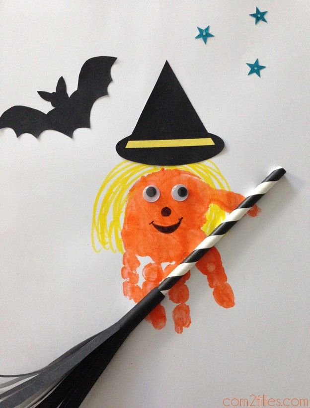 activité enfant halloween