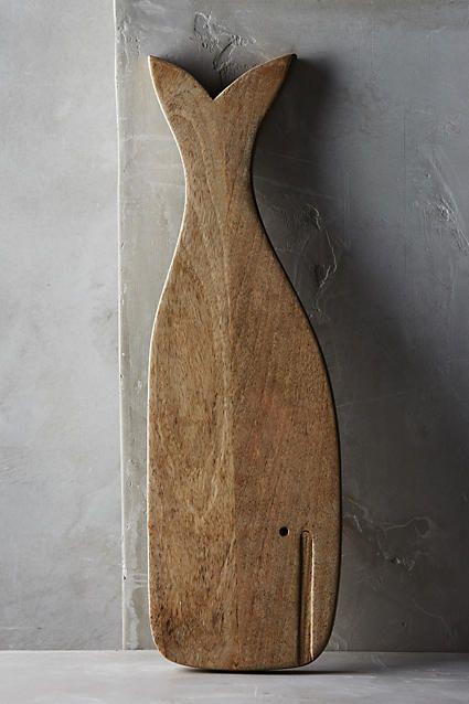 Whale Cutting Board - anthropologie.com